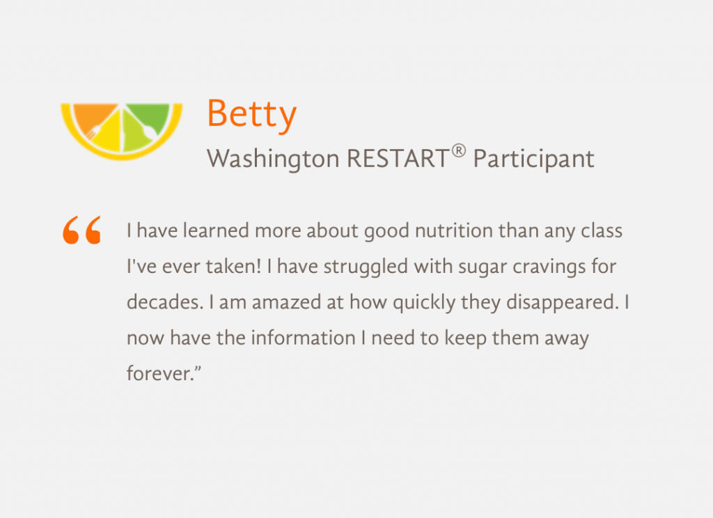 Healing Family Eats RESTART Program