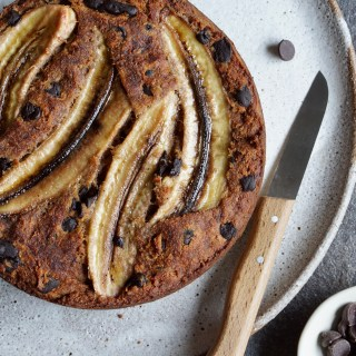 Banana Choc Chip Cake AIP