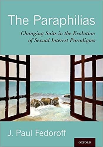 Book Recommendation – The Paraphilias