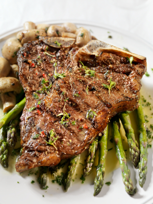 conventional meat promotes cancer