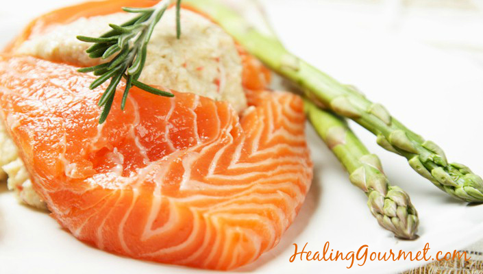 "Say 'NO"" to Farm Raised Fish for Cancer Prevention"
