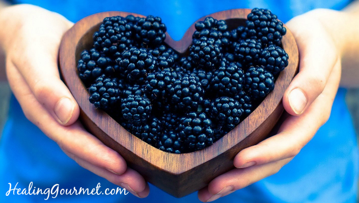 Get 25% MORE Antioxidants in Organic Food