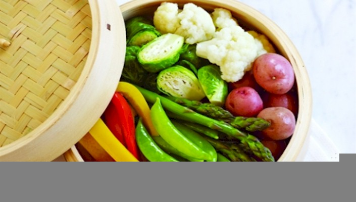 Steaming Vegetables Boosts Antioxidants (Up to 467%!)