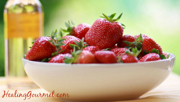 Strawberries: Choose Organic For More Cancer Fighting Power