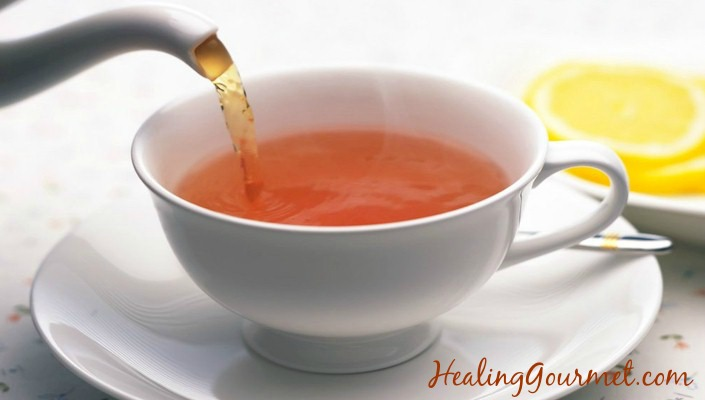 Tea Reduces Stress and Lowers Cortisol