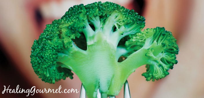 broccoli fights breast cancer