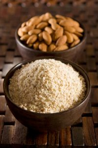 almond flour for healthy baking