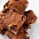 Rich Dark Chocolate Brownies (Low Carb, Gluten Free, Dairy Free)
