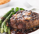 Herb-Rubbed Grass-Fed Steaks (Protein Power!)