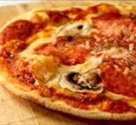 Thin & Crispy Pizza Crust (Low Carb, Gluten Free)