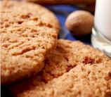 Hazelnut Cookies (Gluten Free, Dairy Free, Sugar Free)