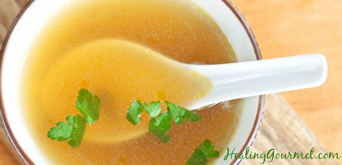 Bone Broth: The Superfood In Your Slow Cooker