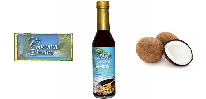 Best Brand: Coconut Secret Coconut Aminos