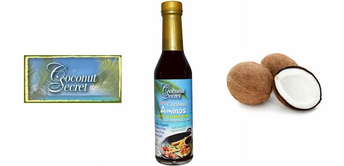 Best Brand: Coconut Secret Coconut Aminos