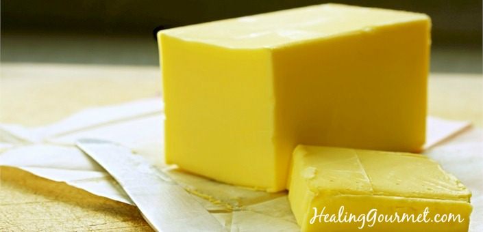 grass fed butter health benefits