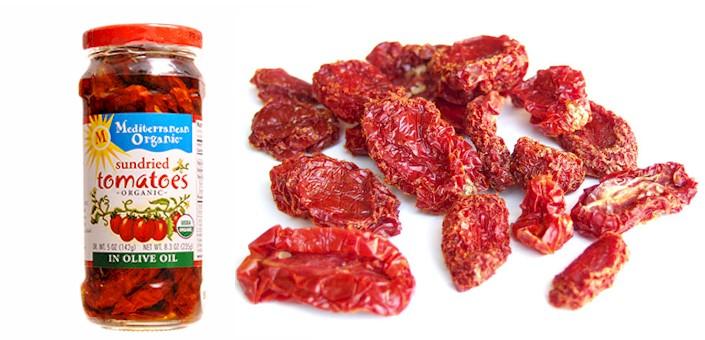 mediterranean organic sun-dried tomatoes
