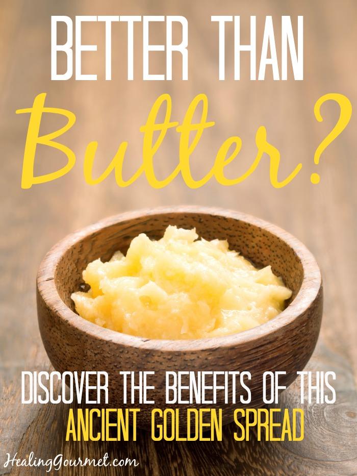 Tava Ghee - Better Than Butter?