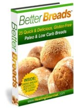 Better Breads - Paleo Wraps and More