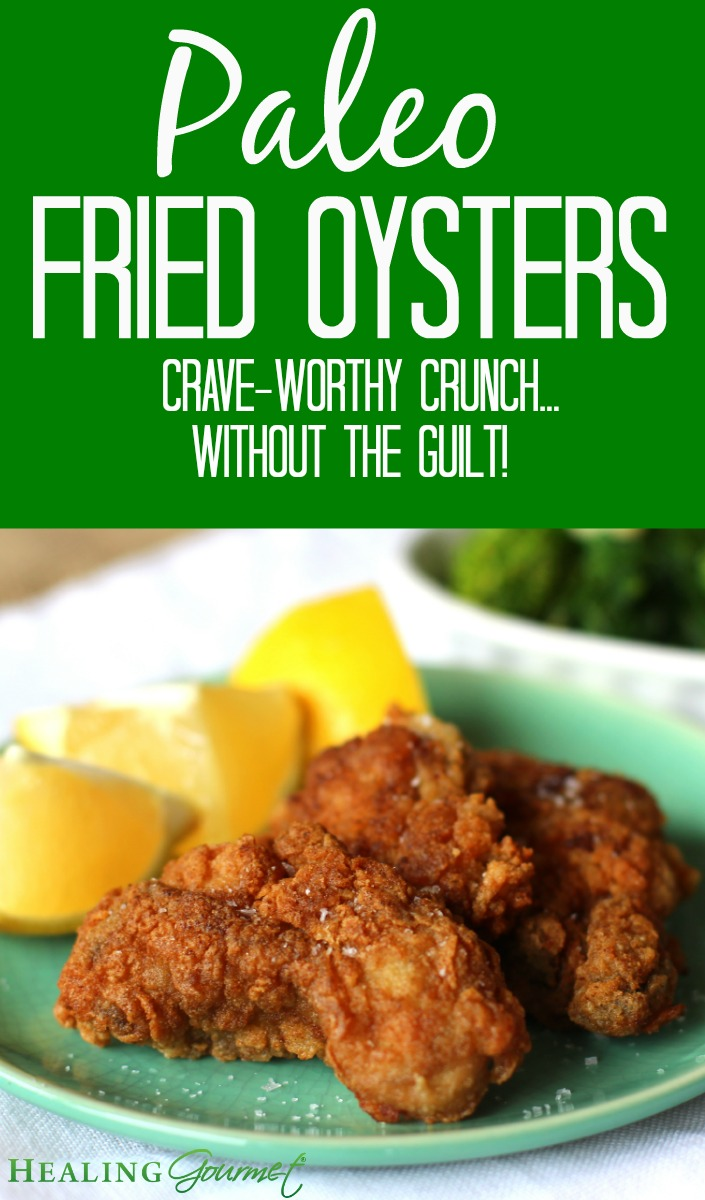 Paleo Fried Oysters - Pinterest