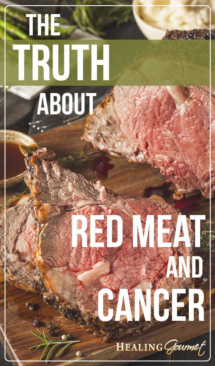 Do you know the link between red meat and cancer? The truth may surprise you.
