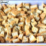 Keto Croutons & Breadcrumbs with Just Six Ingredients