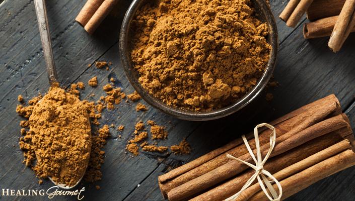 4 Amazing Health Benefits of Cinnamon