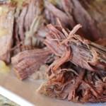 Fall-Apart Pressure Cooker Pot Roast
