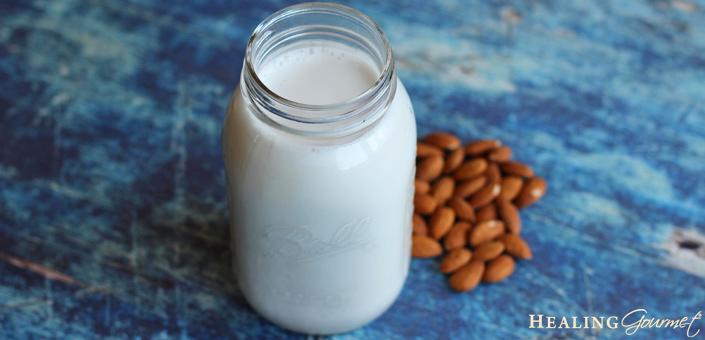 Rich & Creamy Instant Pot Almond Milk (in 20 Minutes!)