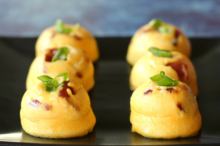 delicious instant pot egg bites with bacon