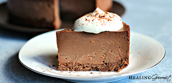 Truffle Keto Cheesecake (Dairy-Free, Egg-Free, Grain-Free)