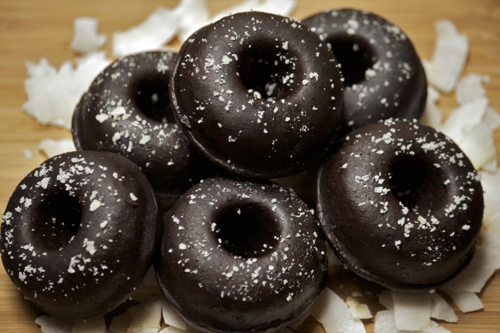 Anti-inflammatory donuts