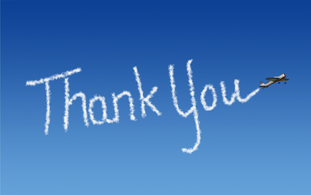 A thank you to my readers!