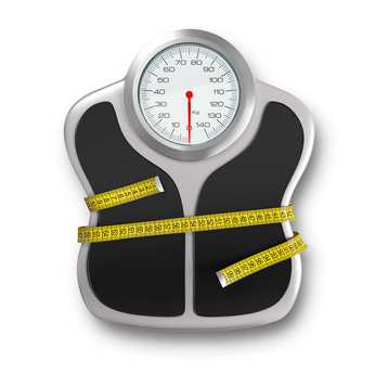 Excess histamine mimics anorexia