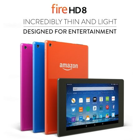amazon kindle fire hd8