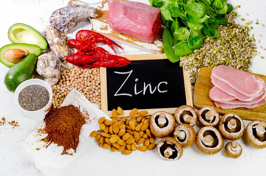 Zinc Depletion and Histamine Intolerance