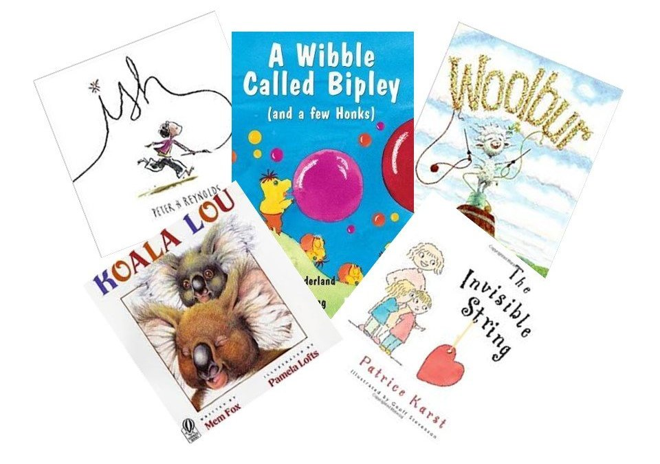 Top Ten Attachment Friendly Books for Children