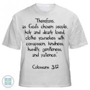 Colossians 3v12