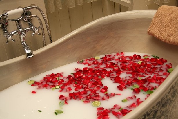 Detox Baths: Recipes to Calm the Inner Beast and Whiny Children