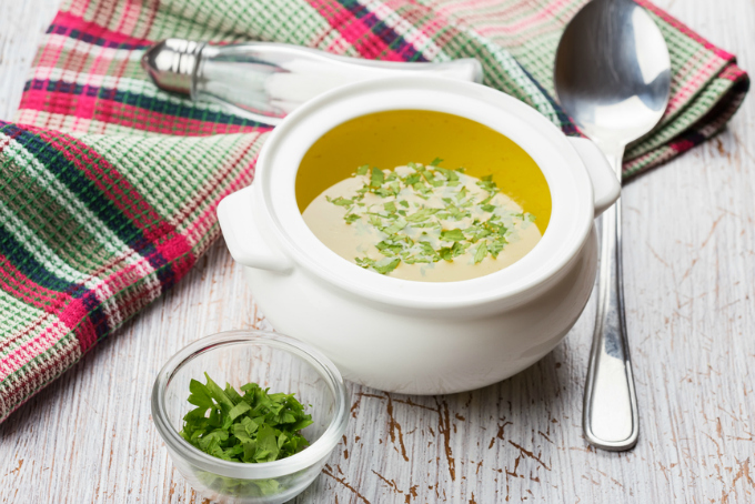 A Chicken Broth Recipe: Allergy-Style
