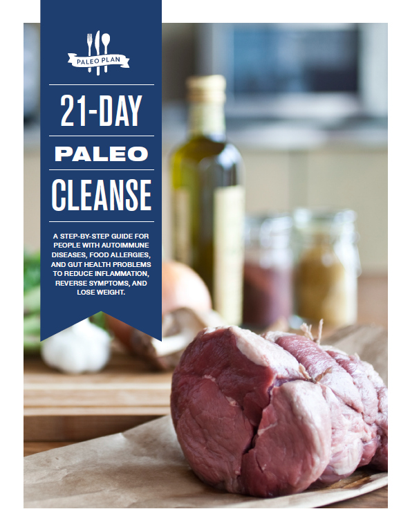 Featured eBook: 21 Day Paleo Cleanse (Autoimmune Paleo Compliant)