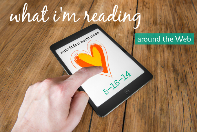 What I'm Reading Around the Web (First Trimester Edition) 5-16-2014