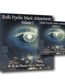 Audio Reiki Psychic Vol 1 and 2