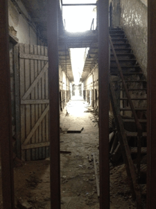 Cellblock 5 Eastern State Penitentiary, Philadelphia, PA