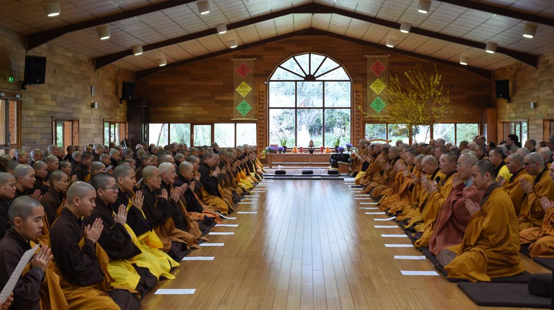 Winter Retreat - Healing Spring Monastery - Plum Village