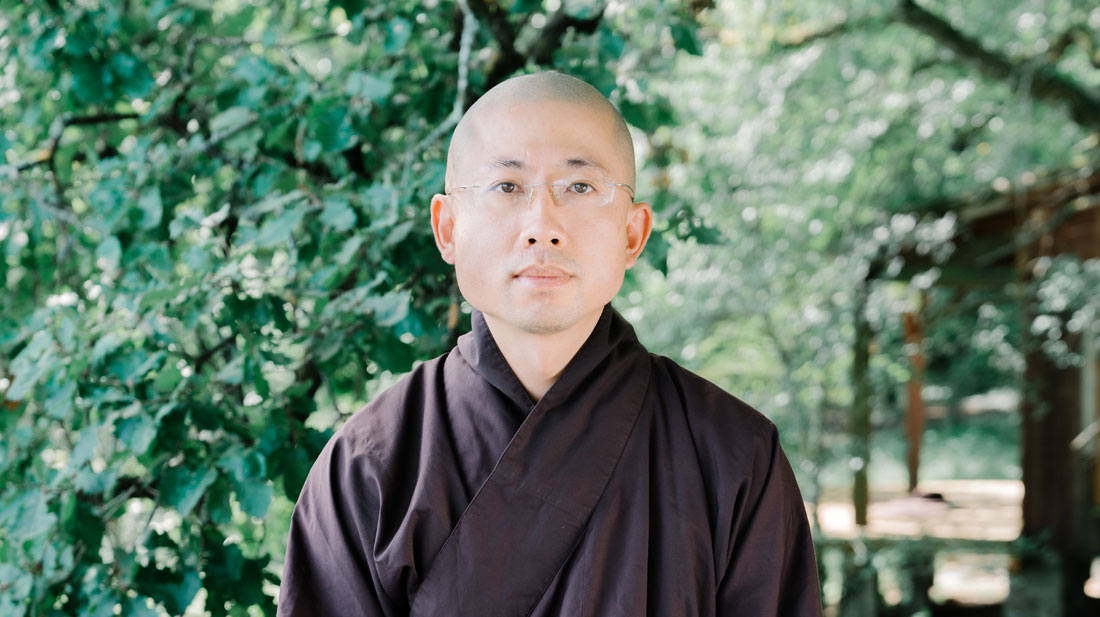 Brother Gio Dat - Healing Spring Monastery