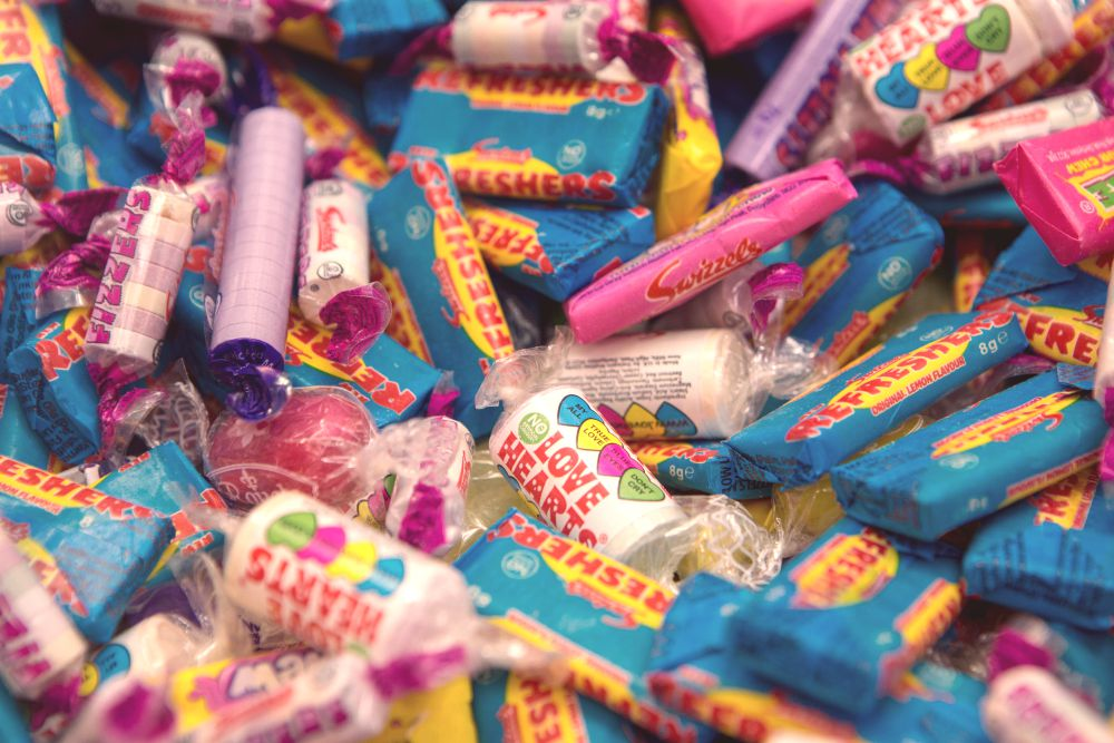 Halloween Candy Treats Posing Danger To Your Vision