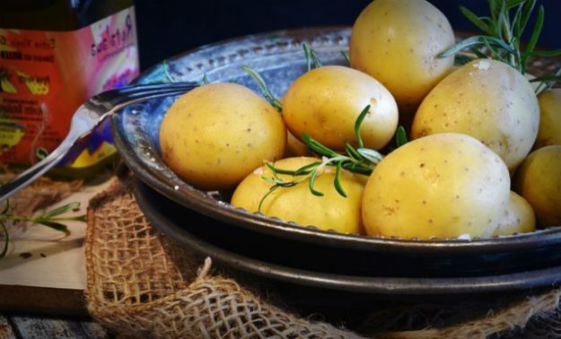 Potatoes | Glaucoma Prevention: What Foods Are High In Chromium