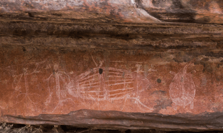 Ancient Aboriginal Rock Art in Kakadu