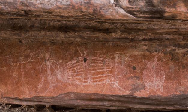 Ancient Aboriginal Rock Art in Kakadu