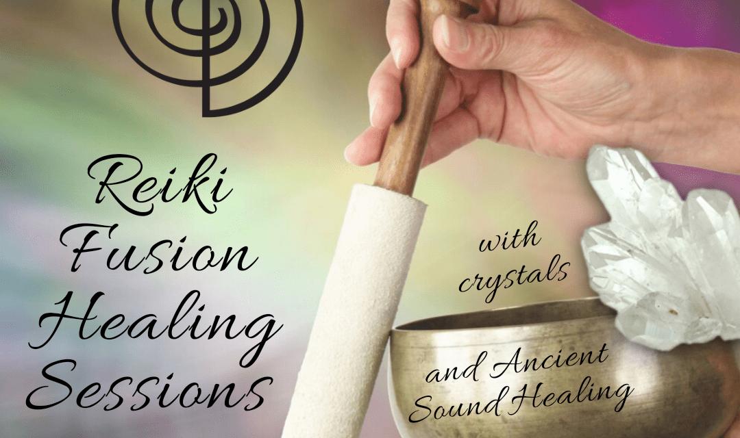 Reiki Fusion with Sound Healing